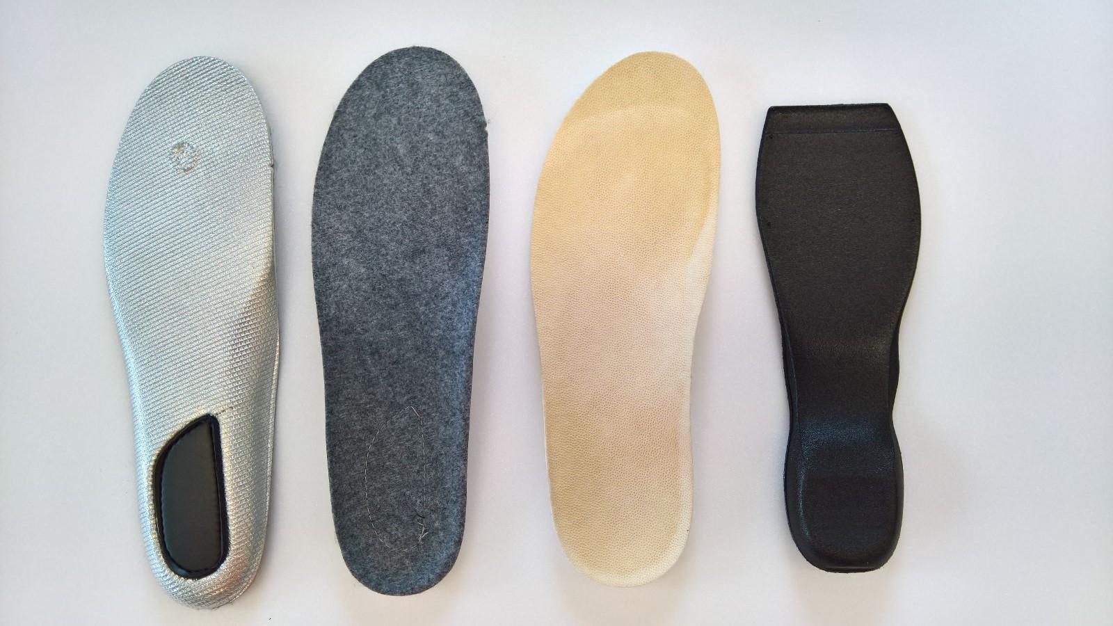 Sottopiedi calzature Teamform