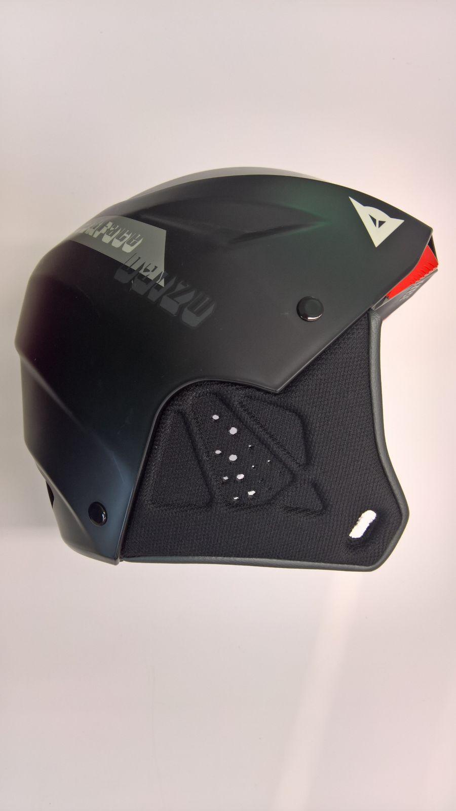 componenti termoformati casco