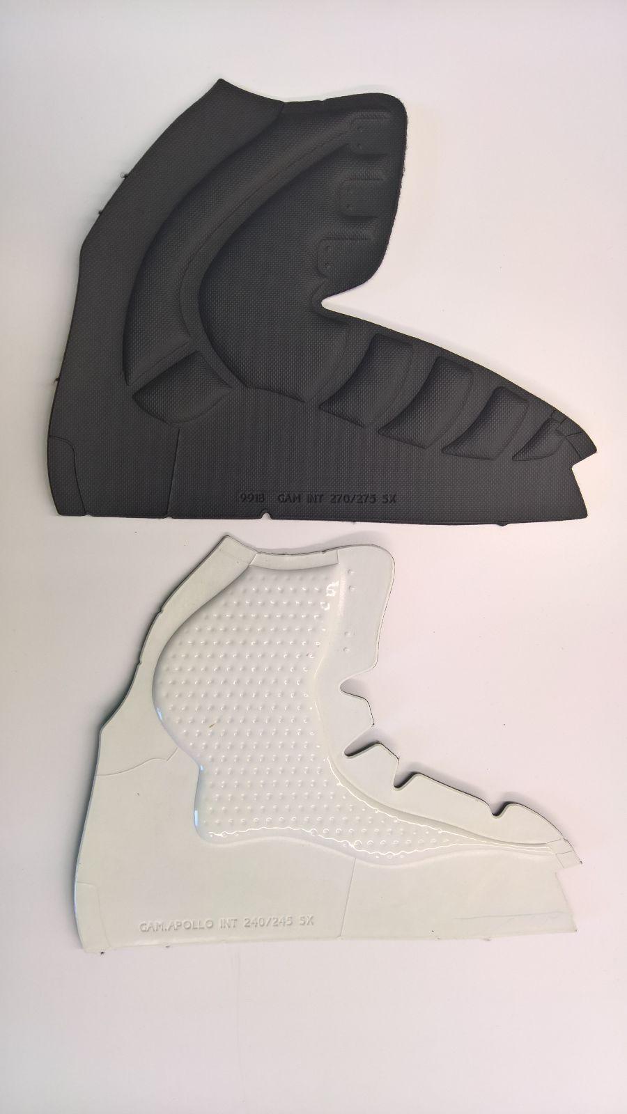 Gambetti termoformati scarponi  Teamform