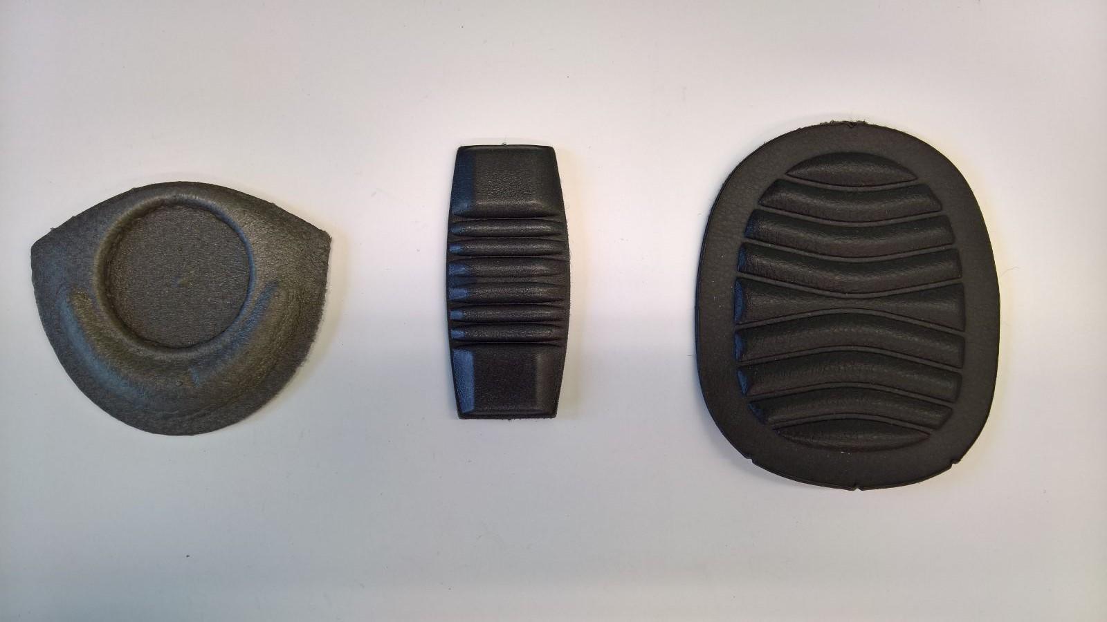 Componenti vari  per scarpe