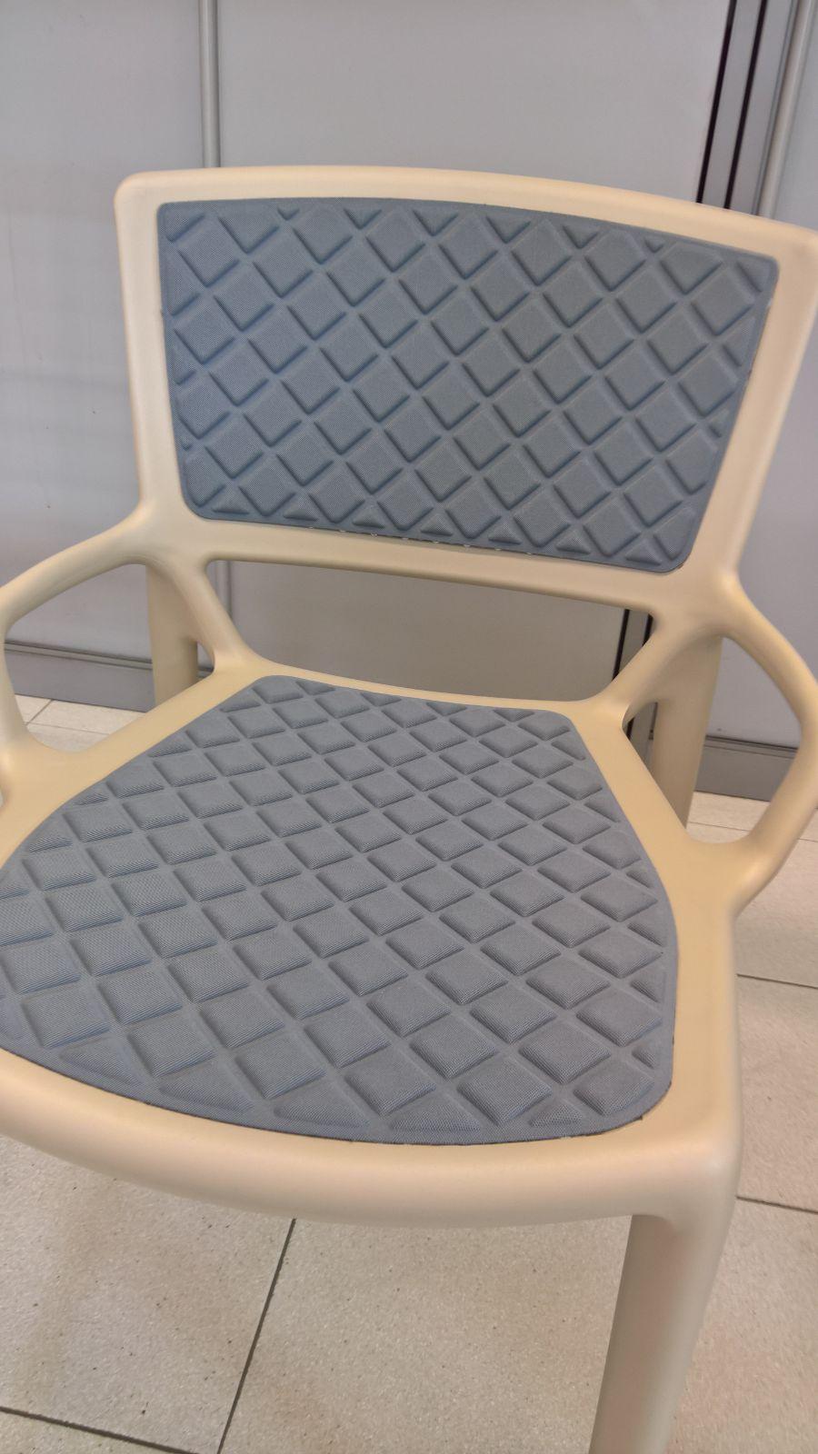 arredamento -cuscini per sedie Teamform
