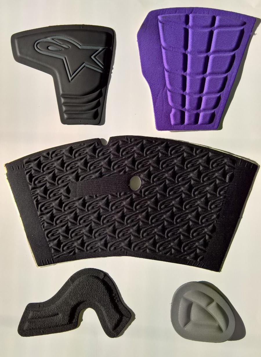 Componenti e accessori per Stivali da moto e Scarponi da Motocross