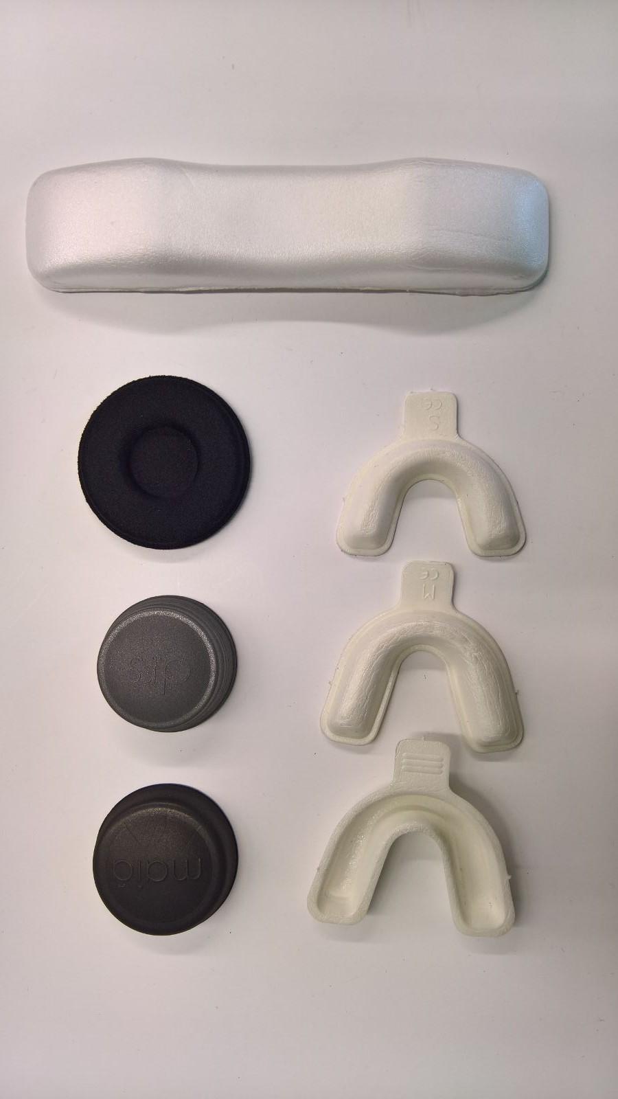 Imbottiture/Componenti termoformati per settore Medicale e Ortopedico